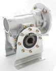 VF aluminium alloy worm speed gear box reducer