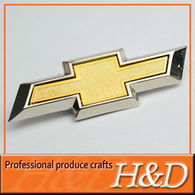 Best sales High quality Chevrolet nameplates for cars