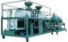 Motor / motor Waste Oil Purificacion / regeneracion del aceite / Waste Oil Tratamiento LYE maquina