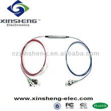 3 port polarization maintaining optical fiber circulator