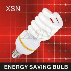 4.5T 14MM hight quality Factory Price half spiral energy saving light bulb 6000hrs