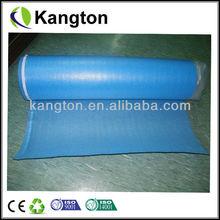 Blue IXPE silent underlayment