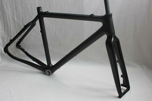2013 Newest cyclocross bike frame carbon bicycle frame disc brake
