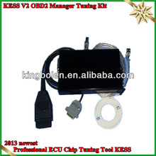 Best tool Car ECU Chip Tuning Tool Kess OBD Tuning Kit KESS key pro support most car type with factory price