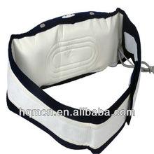 belly massage belt with two motors vibra