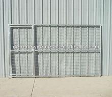 6'X12'Dog Kennel Gate Panel