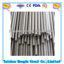 greece welded stainless steel pipes 201 grade 304