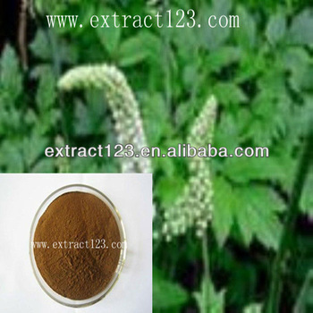 100% High Quality Anti-bacterial anti-cancer Black Cohosh Extract
