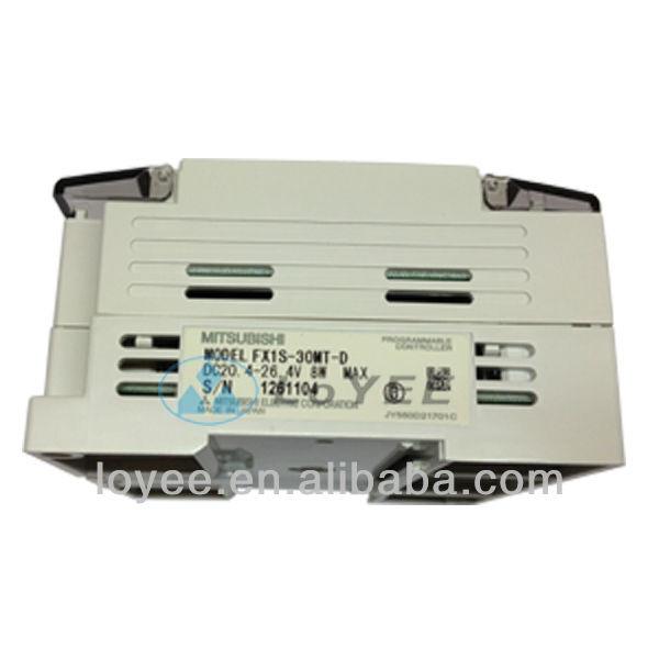 FX1S-30MT-D Mitsubishi PLC intellisys controller,programmer