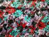 digital textile printing fabric velvet