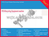 Wanqi circuit board recycle machine/PCB recycle equipment/circuit board printing machine factory direct supply