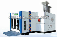 Customized water based Car Paint Spray & Bake Booth Oven HX-800