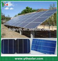 156X156 6X6 Celdas Solares Celdas Fotovoltaicas For Solar Panel Project Solar Cells