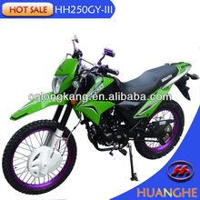 2013 chomgqing nuevo enduro 250cc/enduro motor