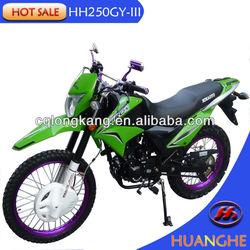 2013 chongqing chino nueva mejor venta enduro 250cc