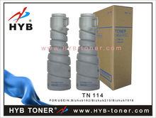 Compatible toner for Konica Minolta TN114/115