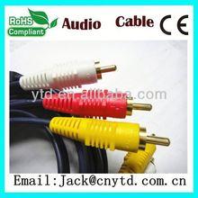 Good Speed cable mini usb a rca High Quality