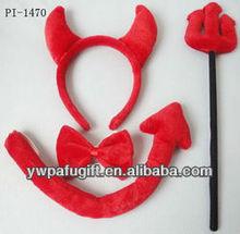 Halloween Party Headband Set With Head Card