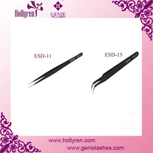 Straight Eyelash Extension Tweezers