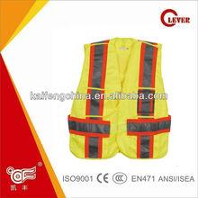 Five Way Tear Safety Vests Reflective KF-011