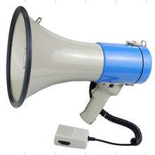 Ut-66s 25 watt haut - parleur mégaphone extérieure avec batterie 12 V