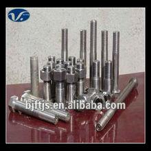 DIN standard titanium dental implant screw