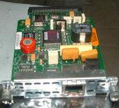 Cisco WAN Interface Card WIC-1B-S/T, tested