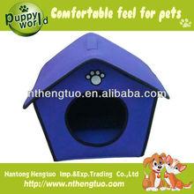 fabric pet house