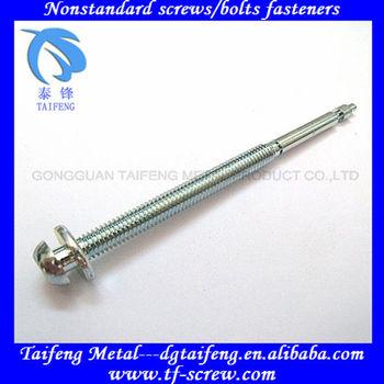 truss head concrete screws zinc coating