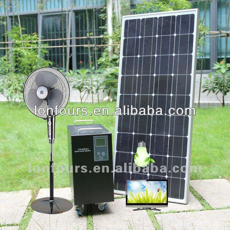 LFS-MSP300 solarly fan