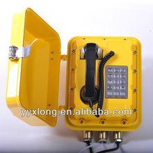 JWBT858 Mining Explosion Proof Intrinsically Safe telephone