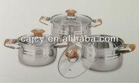 16/18/20CM Metal Cooking Pot