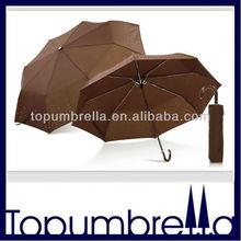 23''8k luxury sun fan umbrella