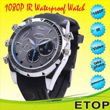 1080P IR wrist watch hidden video Kamera