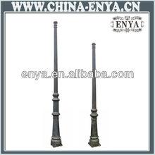 4m yard light pole, Garden Light Post