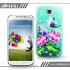 Newest cellphone skin cases for samsung s4