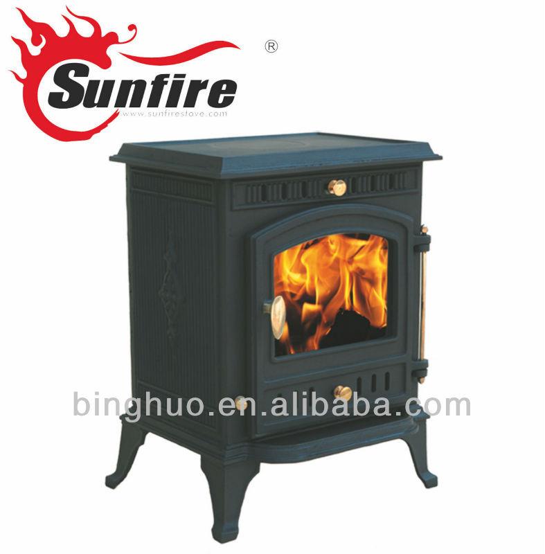 Sin humo estufa de le a chimenea estufas identificaci n - Estufas sin chimenea ...