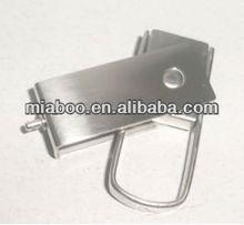 USB 2.0 swivel metal usb flash memory drive Metal USB from 1GB to 32gb
