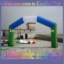 Top quality event inflatable arch for sport