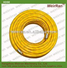 (5319) pvc flexible hose food grade, high pressure water hose, garden water hose