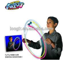 Funny Toy Fyrflyz toys Cyclone Nytfyr LED Light Spinning Toy
