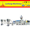 PVC hot-cut pelletizing line