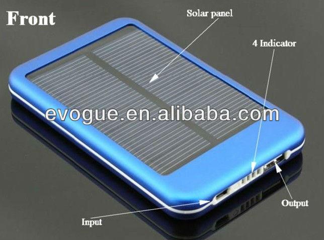 Solar Mobile Power 5000 mah