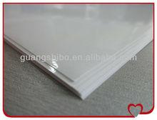 Self-adhesive/sticker paper/inkjet printing media manufacturer-cast coated self adhesive paper