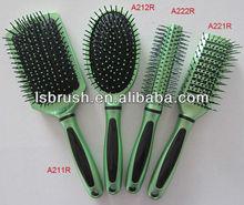 colorful popular hair brush