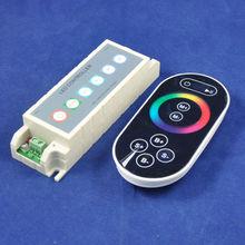 RoHS, 5v/60w 12v/144w 24v/288w, rectangle, 8keys touch remote controller, 6 keys controller, led remote control