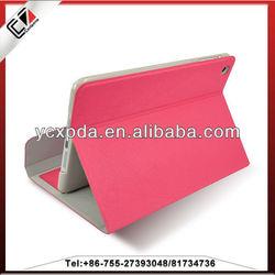 Notebook leather case for Ipad mini/ Accessories for Ipad mini