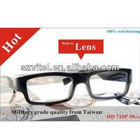 1280*720 Glasses Camera G-3000