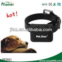dog bark stop dog training collar product PET-851 new automatic design 2012