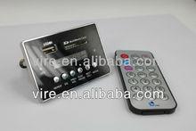 VTF-002C PRO belt clip for mp3 embedded sound